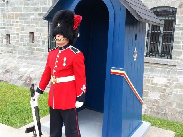 The Citadelle of Québec