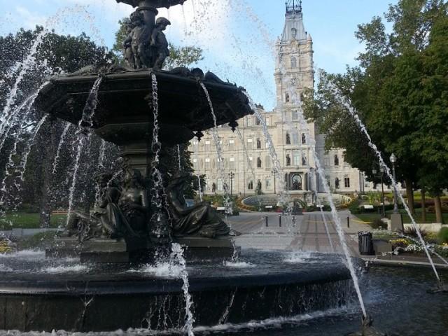 The Tourny Fountain