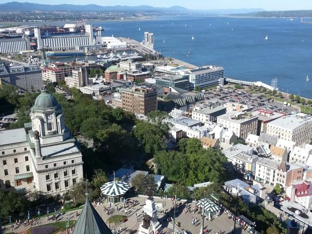Québec in 2014