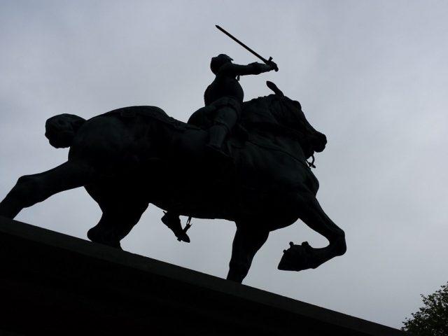 Le Jardin Jeanne d'Arc